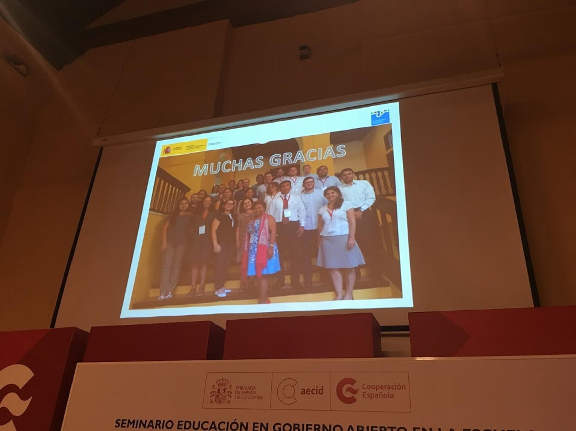 """Seminario """"Educación en Gobierno Abierto en la Escuela. Un proyecto piloto para la Educación Secundaria"""".   AprendeINTEF"""